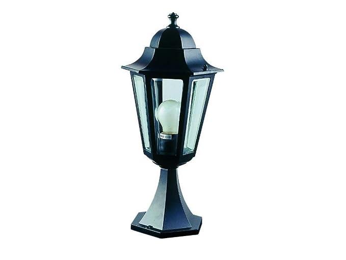 Trend line base lampada in alluminio per esterni lampada da terra