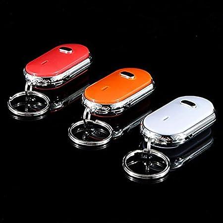 EsportsMJJ Whistle Key Finder Keychain Sound LED with Whistle Clap: Amazon.de: Küche & Haushalt