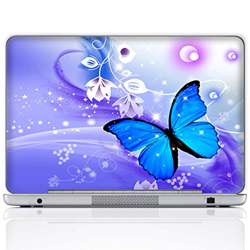 Meffort Inc 17 17.3 inch Laptop Skin Sticker Cover Art Decal