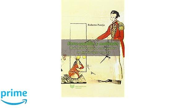 Modernidad estética y esfera pública en Bolivia y Perú, siglos XIX y XX.: Amazon.es: Roberto Pareja: Libros