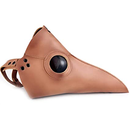 Máscara de Halloween Steampunk Plaga médico Largo pájaro ...