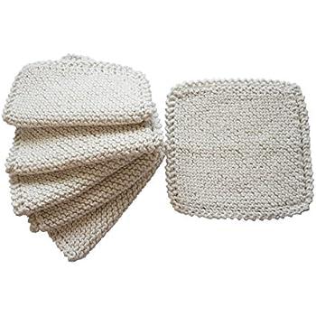 Organic dish cloths