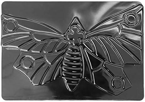Koobysix - Tabla de salto de forma concreta con diseño de mariposas, para el patio o el jardín: Amazon.es: Hogar