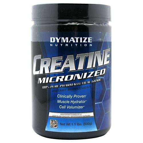 Dymatize Micronized Creatine - Unflavored - 500 g
