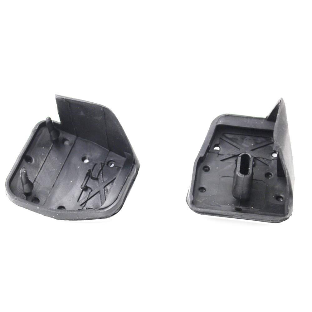 ZPARTNERS MT Gas Combustible Freno Reposapi/és Pedal Almohadillas Accesorios de Cubierta para Audi Q3