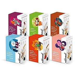 Nohmal - Nohmal Pack - 16 x Cialde Caffè Compatibili Dolce Gusto (6 Confezioni)