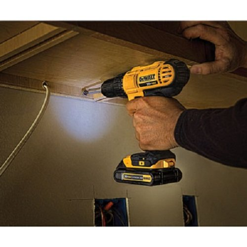 Dewalt DCD771C2 is a perfect cordless drills for handyman and for doing the occasional repairs around the house.