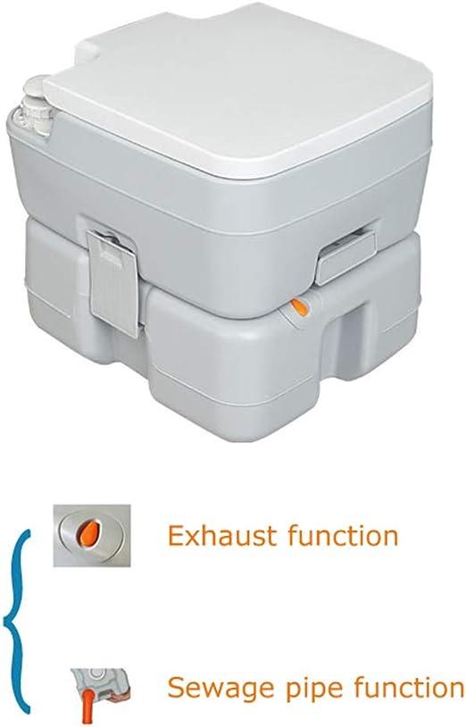 HOYOCE 15L Portátil WC Quimico, Portatil Inodoro Desodorante ...