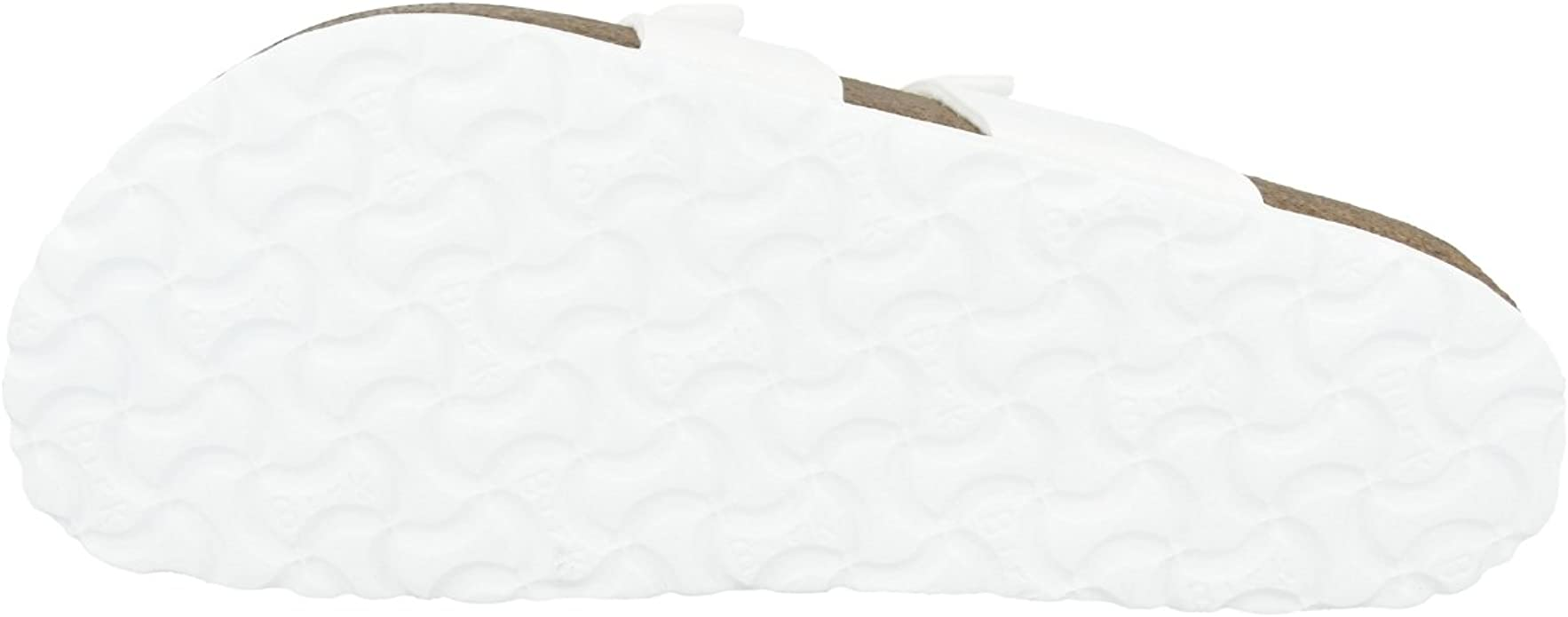 Birkenstock Sandale Mayari Birko Flor Schmal White (071053