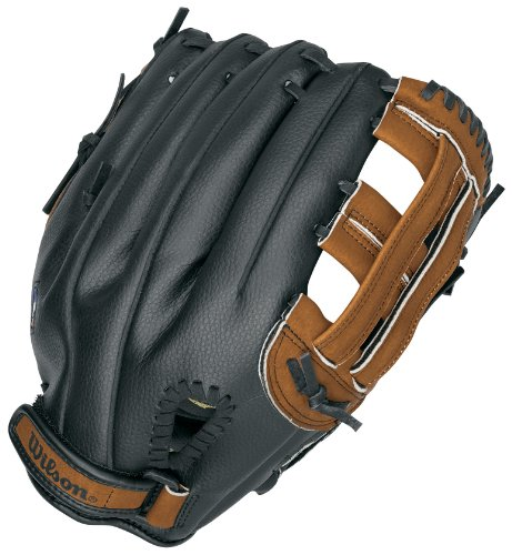 Wilson Baseball Fielders Glove (Wilson A360 115 Fielder's Throw Baseball Glove (Left Hand, 11.5-Inch))