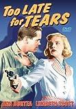 Too Late for Tears [DVD] [Region 1] [NTSC] [Edizione: Regno Unito]