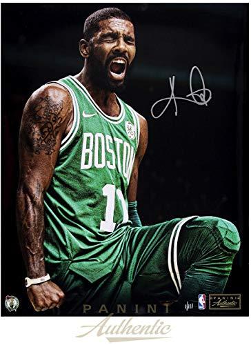 - KYRIE IRVING Autographed Celtics