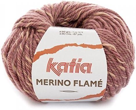 Katia Merino Flame FB. 111 – Maquillaje, Aguja de Lana con algodón ...