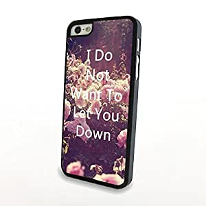 Vintage Retro Art Phone Case Blossom Quote of Life Plastic Shell Cover Iphone 5/5s Fashionable and Cheap - Can Customize for Other Phones