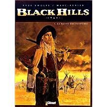 BLACK HILLS 1890 T01 : LA DANSE DES FANTÔMES