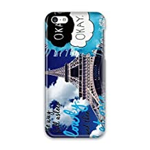Online Designs fault in our stars Eiffel Tower PC Hard new iphone 5c case for teen girls hipster wangjiang maoyi
