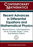 img - for Recent Advances in Differential Equations and Mathematical Physics (Contemporary Mathematics) book / textbook / text book