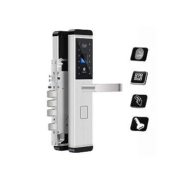 Fingerabdruck Türschloss Digital Passwort und Entry-Karte Elektronisches Schloss