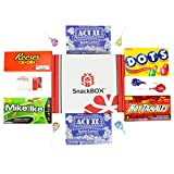 Redbox Movie Night Care Package for College Students, Mothers Day, Birthday and Finals (12 Items) From Snack Box