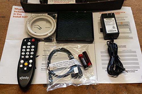 Comcast Self Installation Kit - teelost