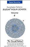 David Nadien Performs Suzuki Violin School, Volume 4