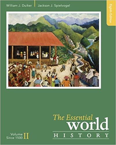 Amazon 2 the essential world history volume ii since 1500 2 the essential world history volume ii since 1500 8th edition fandeluxe Images