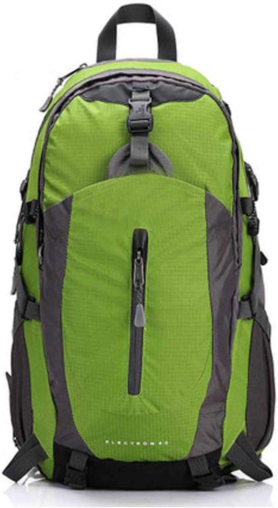 JTWJ アウトドアライト登山バッグ多機能ハイキングキャンプサイクリングバックパックバックパック40L (Color : 1)
