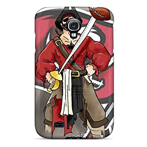 Pchcse PZO3412SZjC Protective Case For Galaxy S4(tampa Bay Buccaneers)