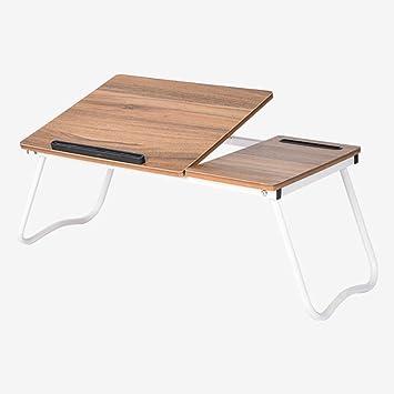 Mesa para Computadora Portátil con Escritorio Soporte para Tableta ...