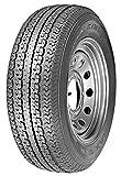 Power King TOWMAX STR Trailer Tire - 225/75R15 D 113/108L