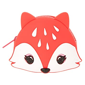 Claires Francesca The Fox Jelly - Monedero para niña, color ...