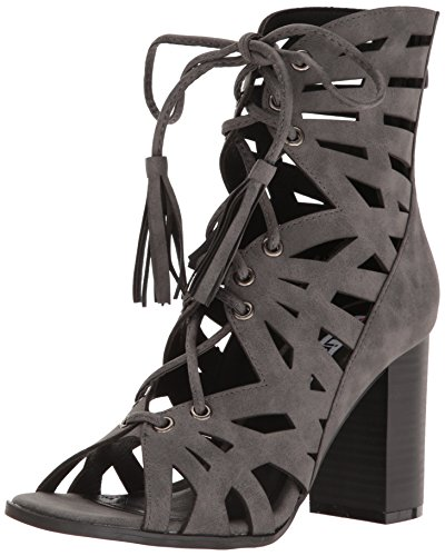 2 Lips Too Women Rewind Dress Sandal Slate