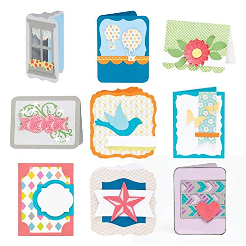 Creative Cricut And Vinyl Projects On Pinterest: Cricut 2001984 Project Creative Cards Cartridge