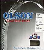 Olson Saw WB56380DB 1/4 by 0.20-Inch 6 TPI Hook Wood Band Saw Blade