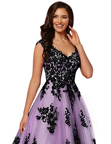 2018 Quinceanera Dresses For Girls Formal Ball Gown V Neck Manual