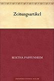 Zeitungsartikel (German Edition)