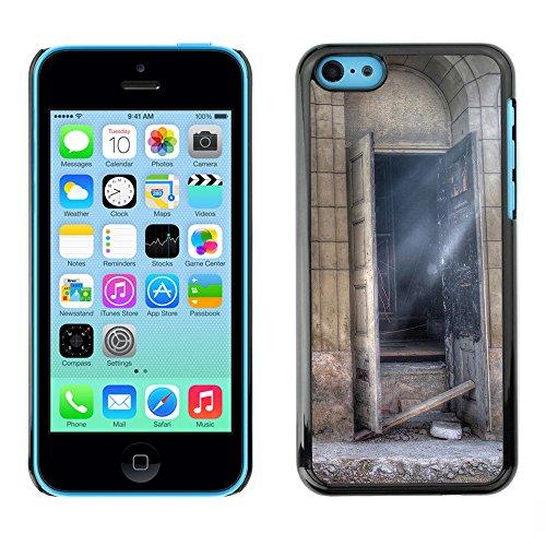 Premio Sottile Slim Cassa Custodia Case Cover Shell // F00029325 Entrée du passé // Apple iPhone 5C