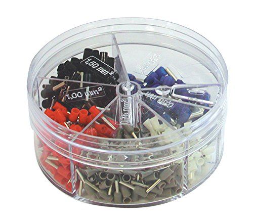 Haupa 270854 - Caja para echar punteras serie color tripolar