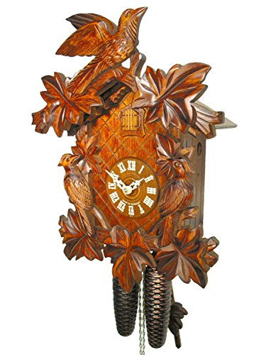 Original German Cuckoo Coo Coo Clock Certified