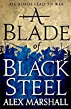 img - for A Blade of Black Steel (Crimson Empire) book / textbook / text book