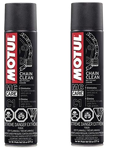 Motul Chain Clean 9.8oz (Pack of 2)