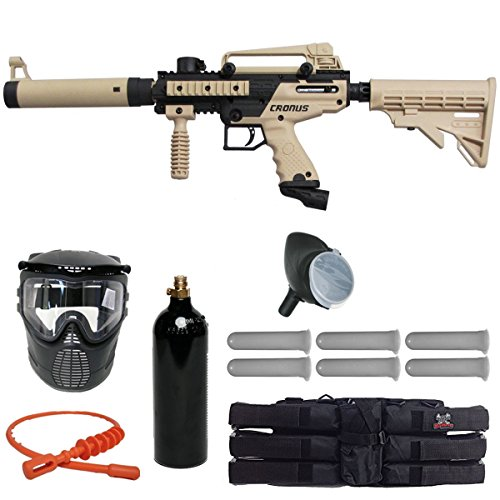 Tippmann Cronus Tactical Paintball Gun Mega Set by Tippmann