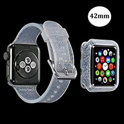 Image of the product for Apple Watch Band 42mm that is listed on the catalogue brand of ownace.