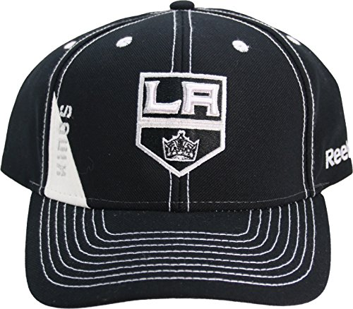 NHL Reebok Los Angeles Kings Adult Adjustable Cap Hat