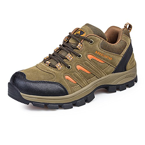 Sport Brown Outdoor Wear slip Non Classic Shoes Men's Breathable resistant naFa1q0Z