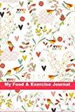 My Food and Exercise Journal, Elite Journal Series, 1499197845