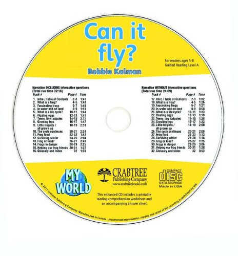 Can It Fly? (My World)