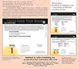 Cross-Train Your Brain, Brainworks: Putting Your Left And Right Brain To The Test To Enhance Alertness And Mental Agility 2018 Boxed/Daily Calendar (CB0242)