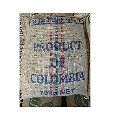 Colombia Arabica Green Coffee Beans Excelsso Grade (Old Crop)
