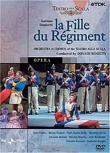 Donizetti - La Fille du Regiment / Devia, Kelly, Podles, Pratico, Borioli, Rivenq, Renzetti, La Scala